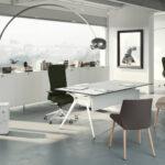 Arkitek werkplek wit